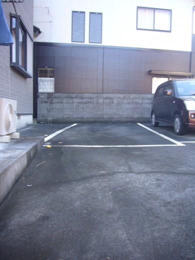 駐車場2台付