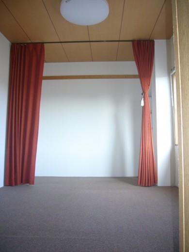 居室スペース(居間)